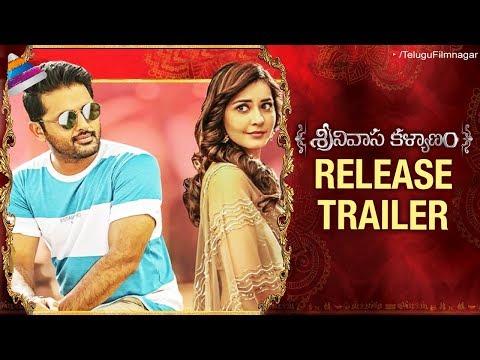Srinivasa Kalyanam RELEASE TRAILER | Nithiin | Raashi Khanna | 2018 Telugu Movies | Telugu FilmNagar