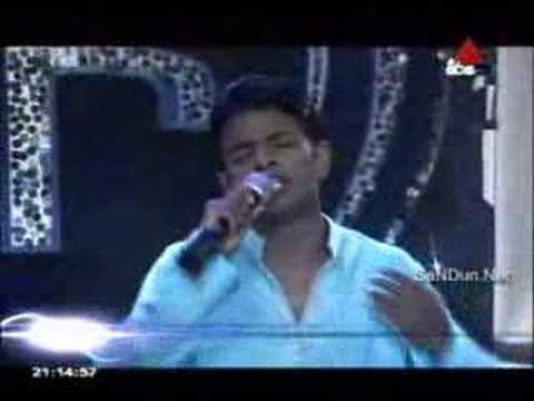 Sirasa Super Star Season 2 - 2007-09-15 - Pradeep Rangana video