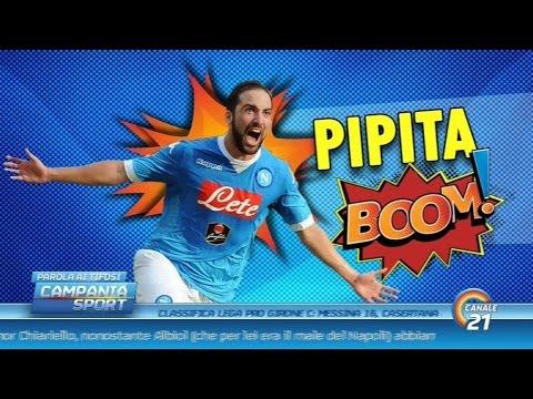 Campania Sport del 25/10/15 (Chievo-Napoli 0-1)