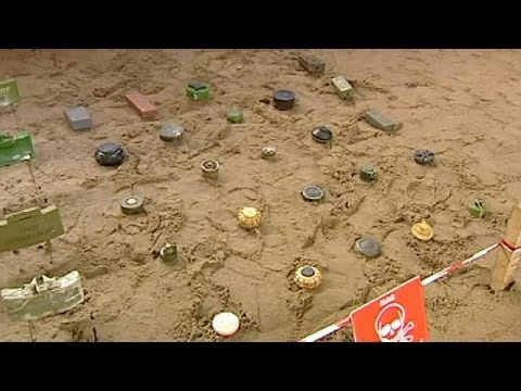 US signals intent to sign up to global landmine ban