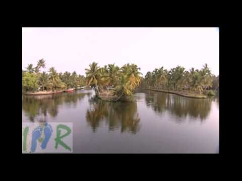 God's Own Country (Land) Kerala, Backwaters of Kerala Tourism - India Travel & Tours Video