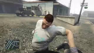 GTA V Moto Vlog