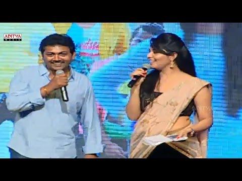 Comedian Praveen Tease Anasuya @ Mosagallaku Mosagadu Audio Launch - Sudheer Babu, Nandini