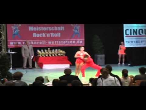 Coletta Braun & Philipp Seidenschwarz - Oberbayerische Meisterschaft 2012