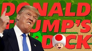 DONALD TRUMP'S D*CK LOOKS LIKE TOAD | No Fillers