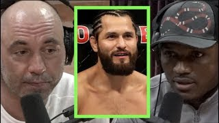 Kamaru Usman on Potential Masvidal Fight | Joe Rogan