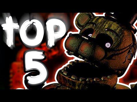 Top 5 Easter-Eggs Of FNAF 3 || Five Nights At Freddy's 3