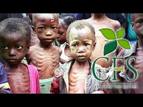 CFS 2014: A Real Solution For World Hunger