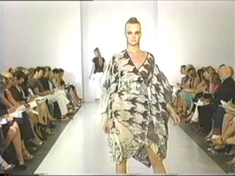 Matthew Williamson S/S 2006 - youtube