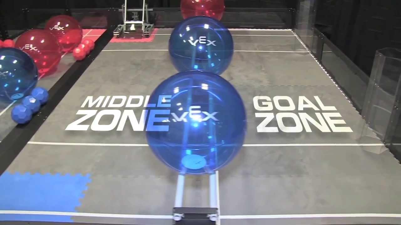 Vex Robotics 2016 Game Vex Robotics Competition Game
