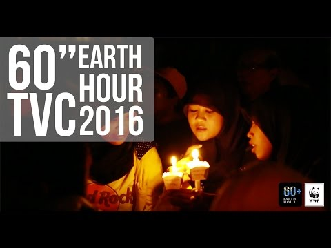 Earth Hour 2016 TVC (60 seconds)