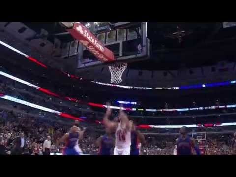 Pau Gasol Ices the Win with the Fierce Putback Slam