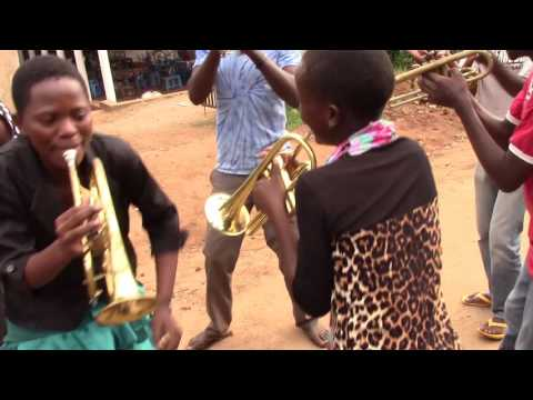 Mbale Schools Band - Uptown Funk
