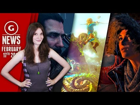 Zelda Wii U's World Detailed & Tomb Raider Screens! - GS Daily News