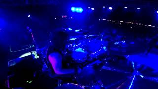SLAYER Paul Bostaph - South of Heaven (GoPro)