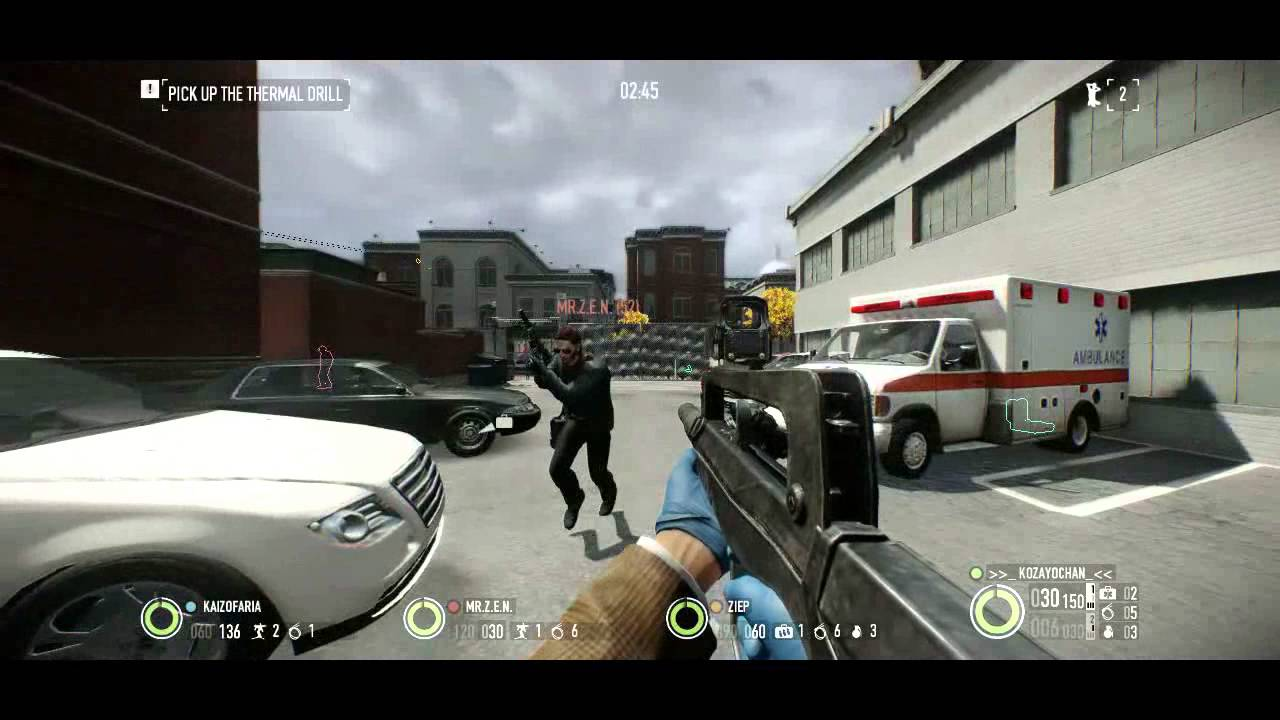 payday 2 how to play online