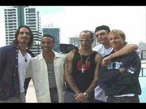 Last Night You Saved My Life - Backstreet Boys montage video