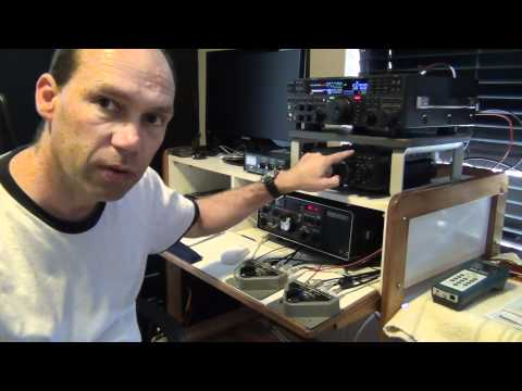 Consumer Radio - HAM / Amateur Radio  - Antennas: Part 2a - Intro to antennas, tuning and QRM