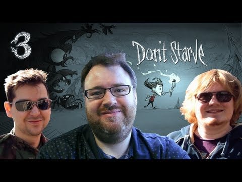 Don't Starve Challenge - Ep 3 - Shelter Us