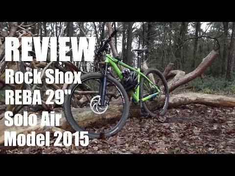 Review Rock Shox Reba RL Solo Air 29