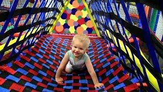 Mount Playmore HUGE Indoor Playground