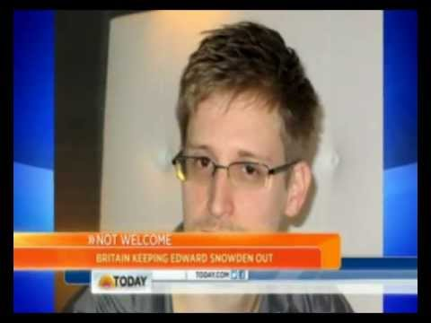 U.S. spy Snowden not welcome in UK