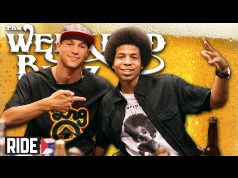 Kevin Romar &amp; Sewa Kroetkov: Hair Care &amp; Fried Chicken Milkshakes! Weekend Buzz ep. 63 part 1