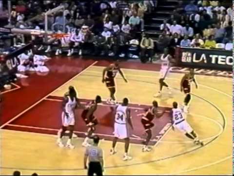 April 3, 1994 Rockets@Clippers (Hakeem Olajuwon 39 points, Dominique Wilkins 36 points)