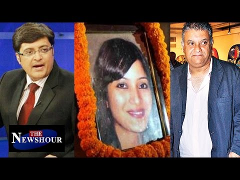 Did Peter Mukerjea Plan To Murder Sheena Bora? | The Newshour Debate (20th Nov 2015)