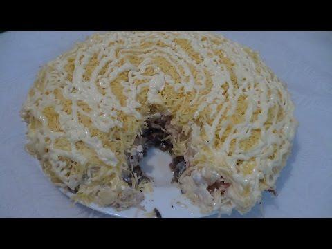 Рецепт торта маска