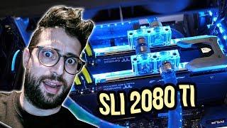 Jugando a 5K con el PC más potente para jugar de 2019 | Quadstellar i9 9900k + 2x2080ti