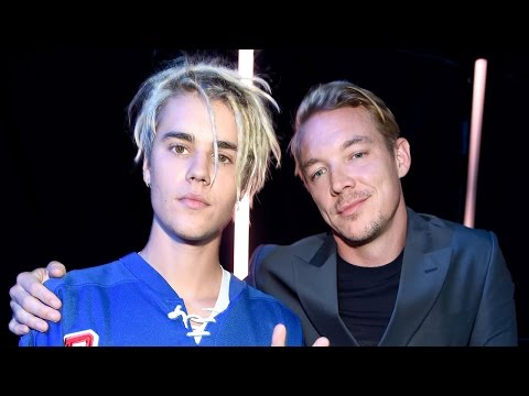 "Justin Bieber & Diplo Drop NEW Song ""Cold Water"" & Remixes Drake's ""One Dance"""