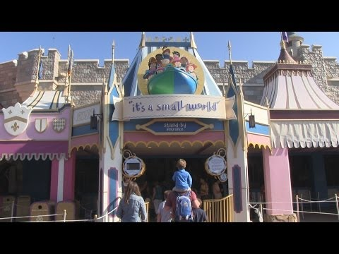 Attractions - The Show - April 17, 2014 - Small World 50th, Festival Bay remodel, plus latest news