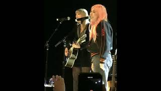 Download Taylor Swift ft Hayley Kiyoko  Delicate Live at the Ally Coalition Talent Show New York 51218