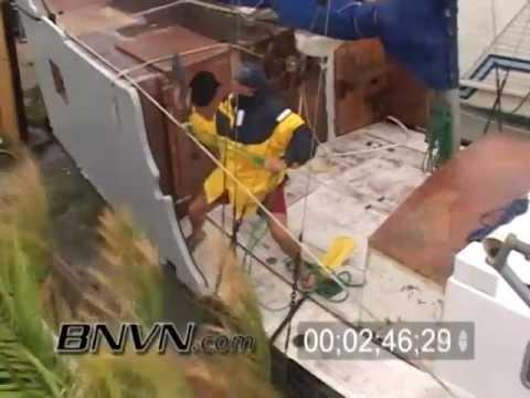 Hurricane Rita Video - Key West Florida - 9/20/2005 - Part 5
