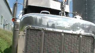 Peterbilt - Kenworth Complete Aluminum polishing