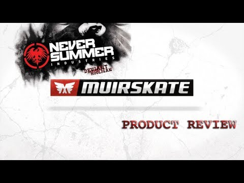 Muir Product Review: Never Summer