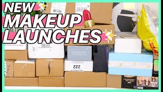 HUGE PR HAUL | WHAT'S NEW IN MAKEUP!