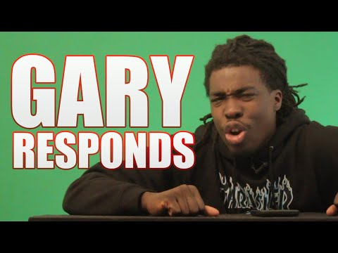 Gary Responds To Your SKATELINE Comments - Cyril Jackson, Alf,