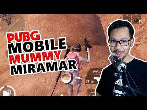 SKIN MUMMY TERBARU - PUBG MOBILE INDONESIA