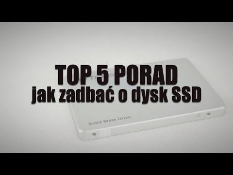Jak Zadbać O SSD? TOP 5 Porad!