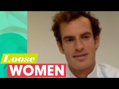 Andy Murray Opens Up About Being A Dad And His Wimbledon Win | Loose Women