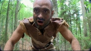 How To Make an Animal Skin Coat - Marooned With Ed Stafford