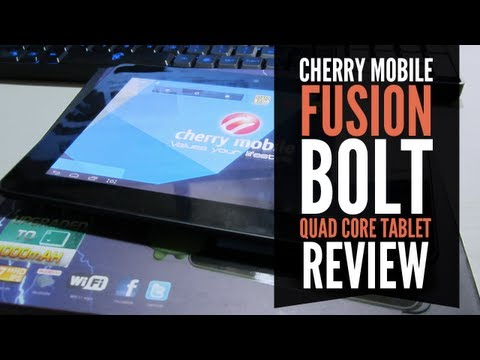Cherry Mobile Fusion Bolt Review - 3.999 Quad Core Processor [Tagalog]