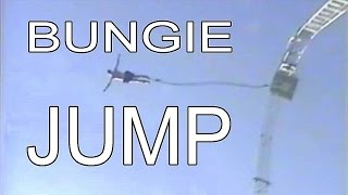 Bungie Jumping (Raging Waters) 😱😱😱