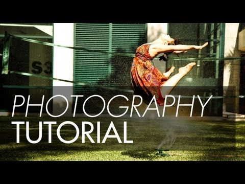 Photography Tutorial for Beginners: Aperture, Shutter Speed, ISO