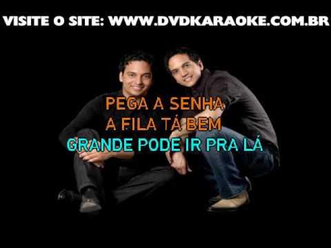 Diego E Diogo   Pega A Senha