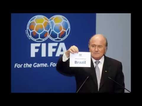 Lo que oculta la FIFA world 2014 - revelaciones de la MAFIA de Joseph Blatter