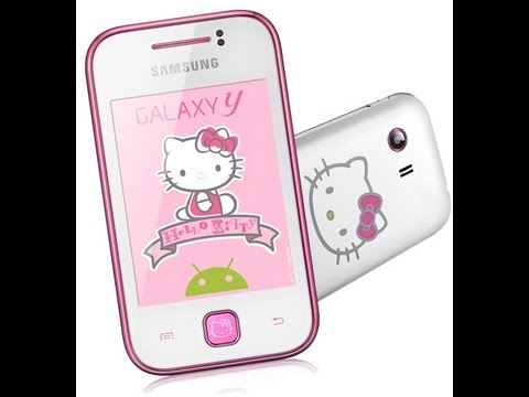 Rom Hello Kitty Samsung Galaxy Young S5360L (Telcel México)