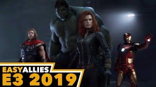 Marvel's Avengers Impressions - E3 2019 (Day 1 Highlight)